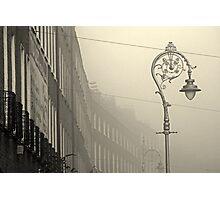 Foggy Harcourt Street Photographic Print