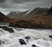 Raging river by weecoughimages