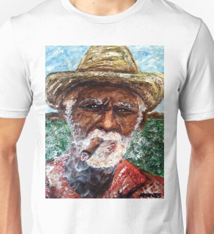 The man from Pinar Del Rio Unisex T-Shirt