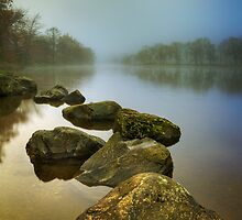 Lubnaig Mist (2) by Karl Williams