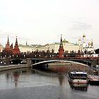 Moscow by KatrinKirieshka