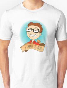 Lavate Las Manos - American Dad Unisex T-Shirt
