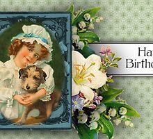 Birthday in Spring by HannahJConti