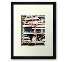 """""""Do They Know"""" Framed Print"""