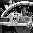 Train detail by DigitalTulip