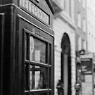 London Calling (35mm) by Darren Bailey LRPS