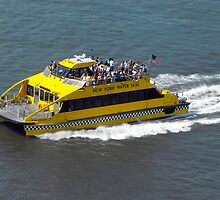NYC Water Taxi by markeccles