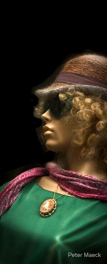 La Belle Dame Sans Merci by Peter Maeck