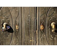 A nice pair of knockers. Photographic Print