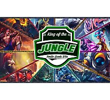 League of Legends Jungler HQ Photographic Print
