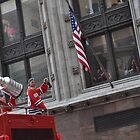 Stanley Cup and Kane  by jbsphotography