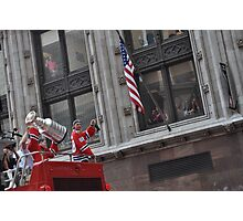 Stanley Cup and Kane  Photographic Print