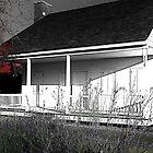 Country Cottage by Dawn di Donato