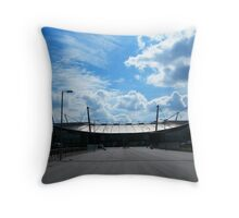 Stadium Walk Throw Pillow