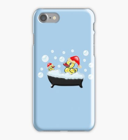 Christmas Ducks iPhone Case/Skin
