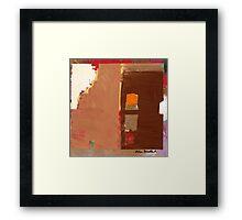 Jordan Park 512 Framed Print