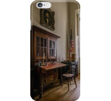 General Grant's office in Springfield Illinois iPhone Case/Skin