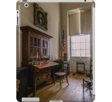 General Grant's office in Springfield Illinois iPad Case/Skin