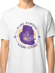 Vegan Gorilla Classic T-Shirt