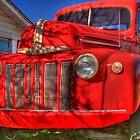 Boy it's RED! by Chelei