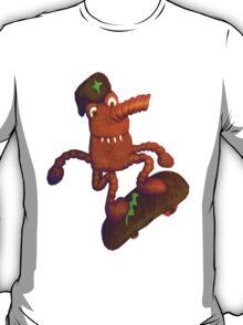 wacky weasel skater T-Shirt