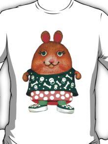 punk pet hamster T-Shirt