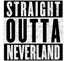 Neverland Represent! Photographic Print