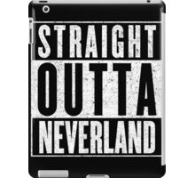 Neverland Represent! iPad Case/Skin