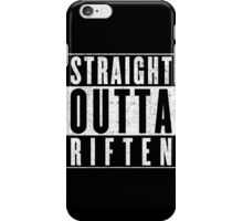 Adventurer with Attitude: Riften iPhone Case/Skin