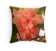 Floral time, Garden House - Antofagasta  Throw Pillow