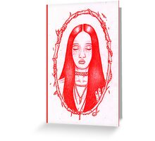 ~Eight Eighteen Seventy Two~ Greeting Card