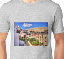 Red roofs Unisex T-Shirt