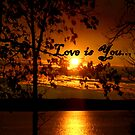 Love is.. by Dawn di Donato