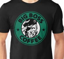 Big Boss Coffee Unisex T-Shirt