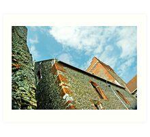 Dover  Castle UK Art Print