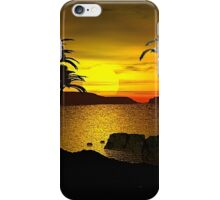 Just Another Sunset iPhone Case/Skin