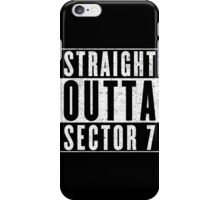 Sector 7 Represent! iPhone Case/Skin