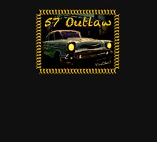 57 Outlaw Street Racer Women's Fitted Scoop T-Shirt