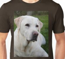 Yellow Labrador Retriever Unisex T-Shirt