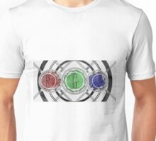 Obvious RGB - Abstract CG Unisex T-Shirt