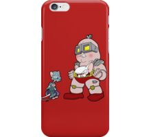 Gee Kraang what are gonna do tonight? iPhone Case/Skin