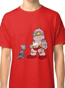Gee Kraang what are gonna do tonight? Classic T-Shirt