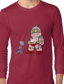 Gee Kraang what are gonna do tonight? Long Sleeve T-Shirt