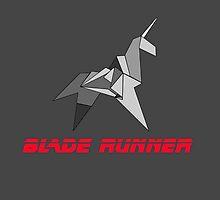 blade runner by theredcosmonaut