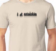 I <3 Detroit Unisex T-Shirt