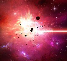 Explosive Corona by charmedy