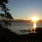 Atitlan Sunrise by Don Rankin