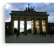 Brandenburg Tor Canvas Print