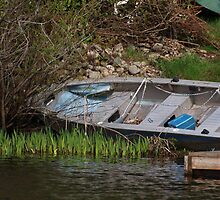 row boat by Ryan Dronsfield