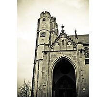 Church in Muenstermaifeld, Germany Photographic Print